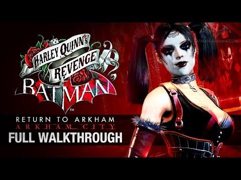Batman: Return to Arkham City - Harley Quinn