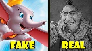 A verdadeira e triste história de Dumbo!...