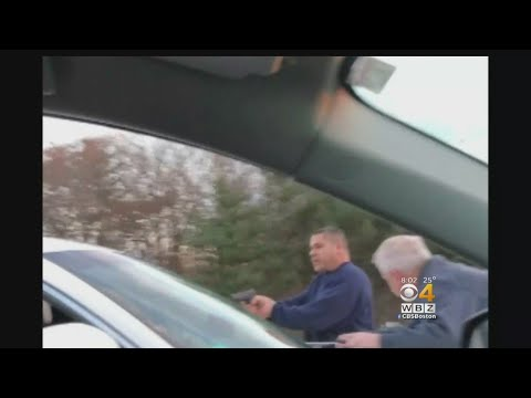 Armed Man Stops Mass Pike Road Rage Incident