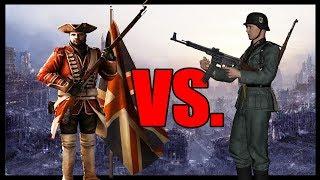 Video NAZI WAFFEN SS vs BRITISH REDCOATS (Who Would Win?) download MP3, 3GP, MP4, WEBM, AVI, FLV November 2018