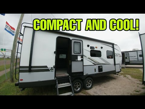 Super Cool Compact RV! Flagstaff Micro Lite! One of my favorites