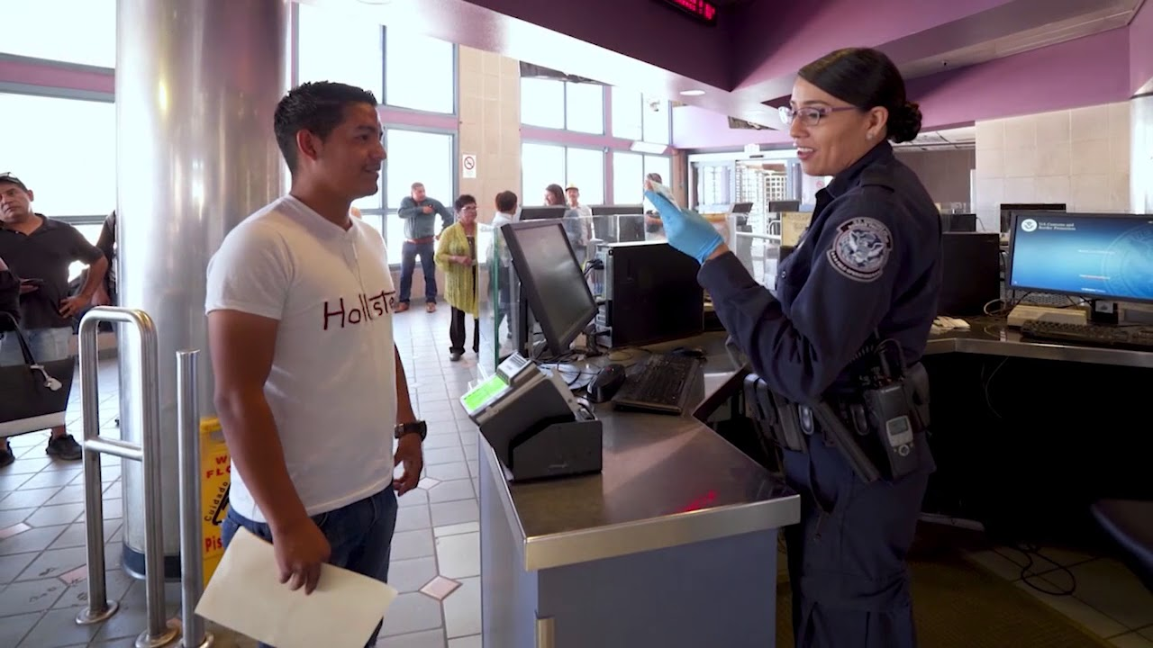College Graduate Finds CBP Officer Career A Perfect Fit  YouTube