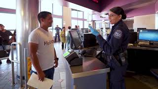 College Graduate Finds CBP Officer Career A Perfect Fit
