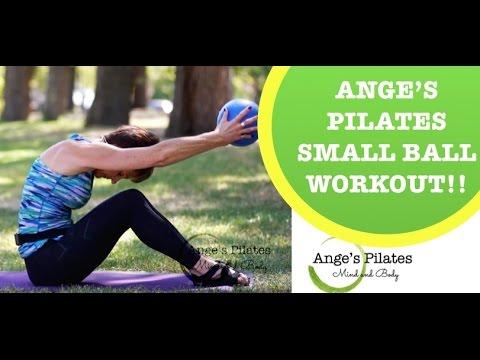 Pilates Small Ball Workout