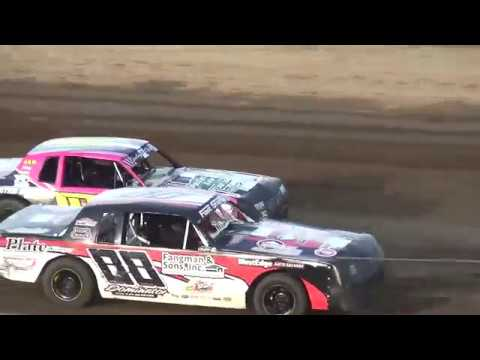Hobby Stock Heats Independence Motor Speedway 6/3/17