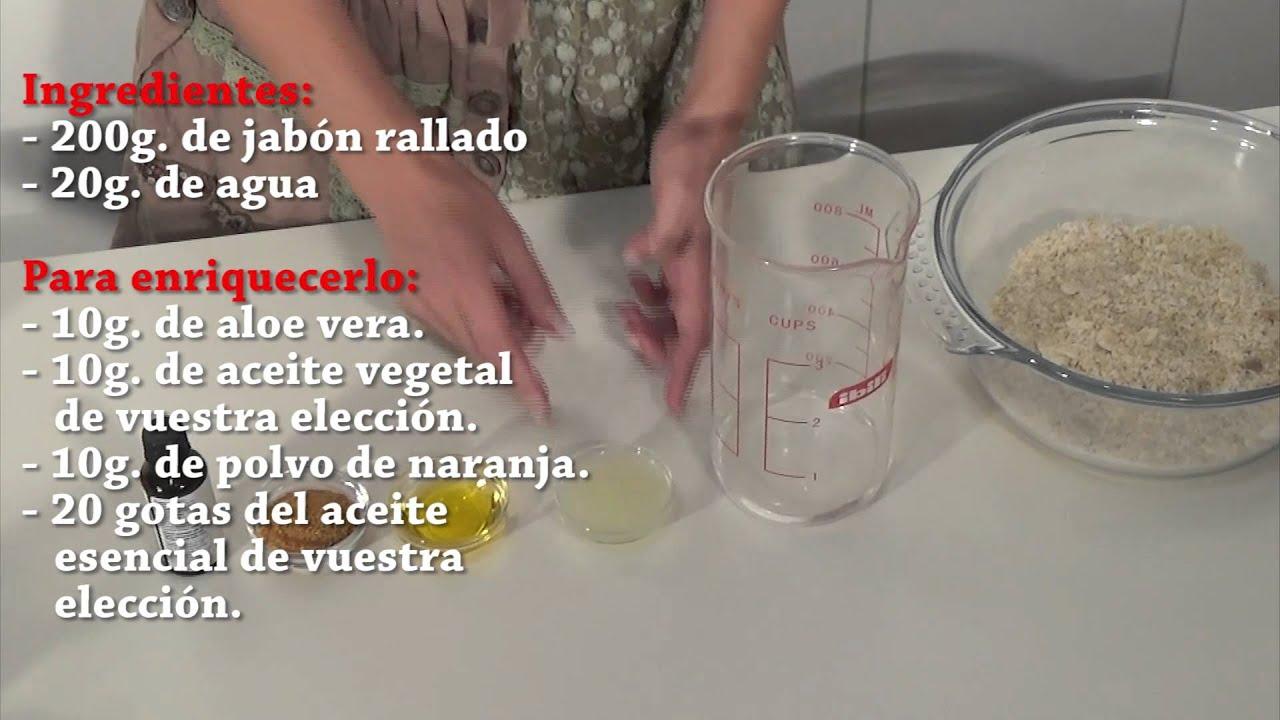 Reciclar los restos de jab n de ba o para hacer jabones caseros