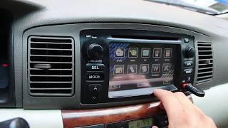 Обзор салона автомобиля BYD F3
