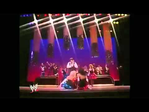 Vince McMahon Stand Back Music Video
