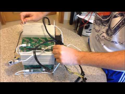 Rockminer Rocket RK-BOX 450 - 480 GH/s Miner Raspberry Pi Setup Guide