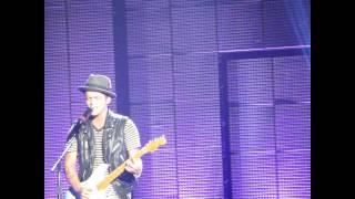 Bruno Mars & Janelle Monae Concert 06/08/11 @ SF Bill Graham Civic Center