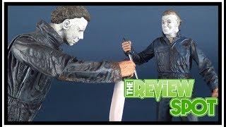 Spooky Spot 2017 | Comparing the McFarlane Movie Maniacs and the NECA Michael Myers Figures