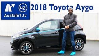 2018 Toyota Aygo 1.0L x-trend - Kaufberatung, Test, Review