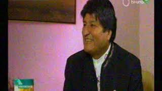 Entrevista a Evo Morales en Mexico por el Periodista John Ackermann thumbnail