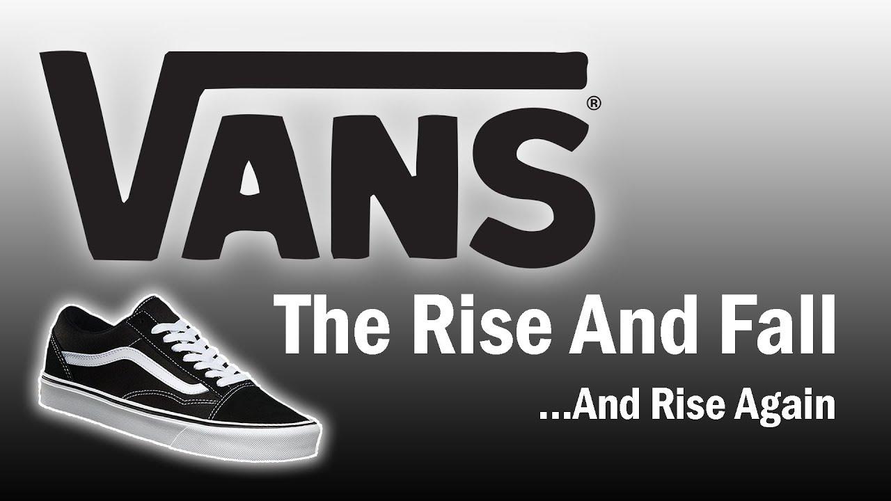 vans rise
