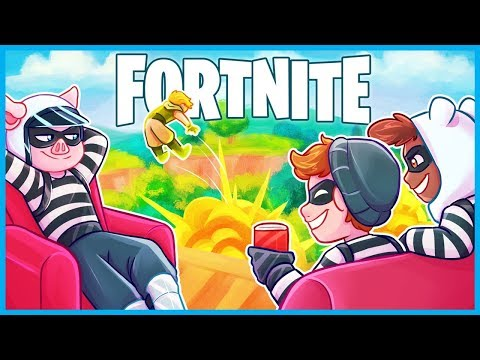 SQUADS NO KILL CHALLENGE In Fortnite: Battle Royale! *VERY HARD* (Fortnite Funny Moments & Fails)