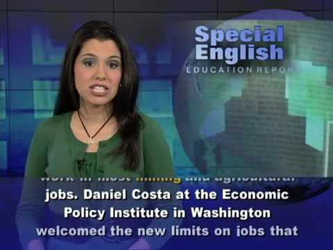 New Rules on US Summer Jobs for Foreign Students   YouTube