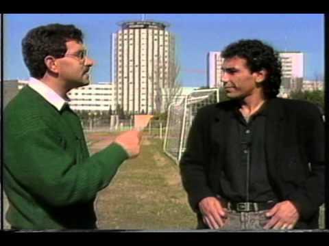 HUGO SANCHEZ UN LATINO DE EXPORTACIÓN MARZO 10 DE 1990  (Madrid - España)