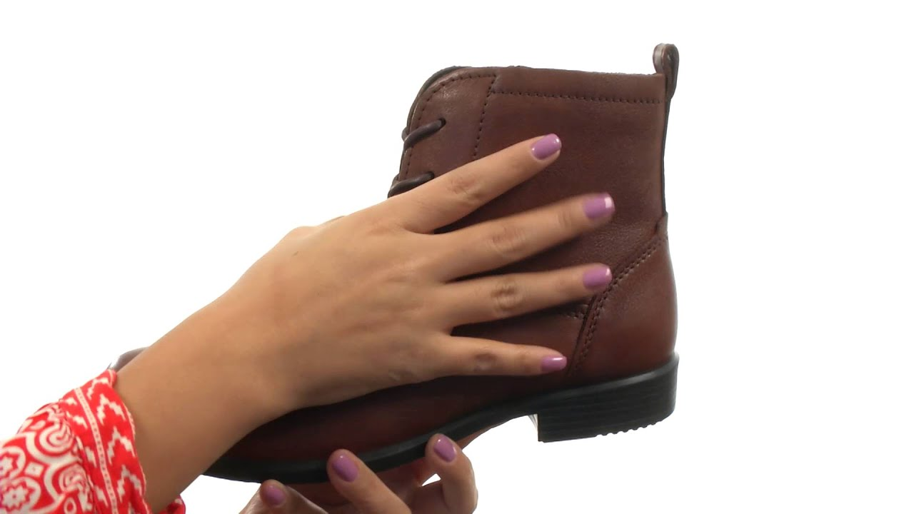 Touch 25 Lace Boot ECCO ih41qV