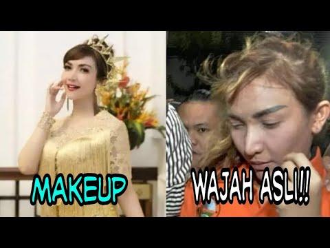Jadi bullyan netizen, Bikin kaget wajah asli Roro Fitria tanpa make up & sejenisnya