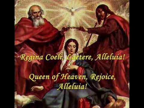 Regina Coeli - Easter Sunday 2010