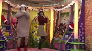 TBSドラマ「逃げるは恥だが役に立つ」の恋ダンスをTBS「ランク王国」の...