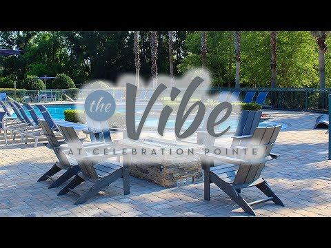 Take A Virtual Tour Of The Vibe At Celebration Pointe | Enjoy The Walkable Life | Gainesville, FL