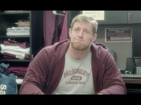 Bad Moms: JJ Watt Blooper & Gag Reel