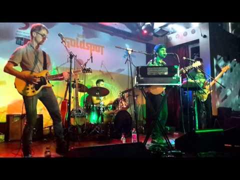 Goldspot -Rewind live at Blue frog Mumbai