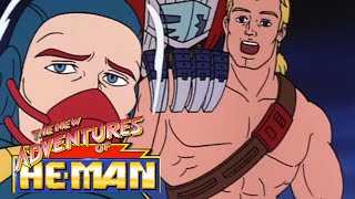 Four Ways to Sunḋown | The New Adventures of He-Man | Full Episode