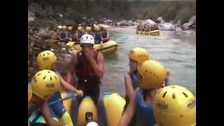 Rafting Maya Sports Tourism in Soca Valley www.maya.si
