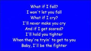 Keith Urban Ft. Carrie Underwood ~ The Fighter (Lyrics)