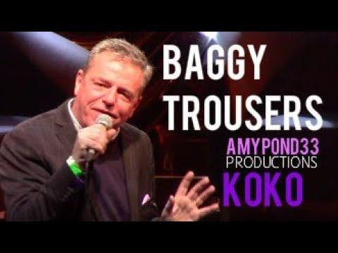 "Suggs: My Life Story | KOKO Premiere - Suggs sings ""Baggy Trousers"""