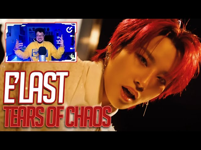 Mikey Reacts to [E'LAST] 엘라스트 - 눈물자국(Tears of Chaos) M/V