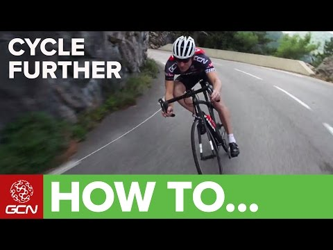 How To Cycle Further