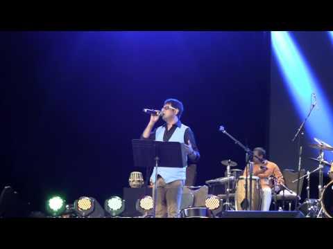 NABC 2014 - Rupankar singing