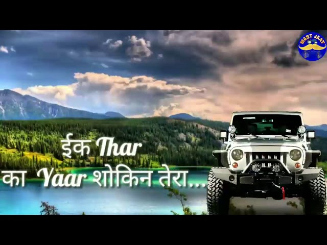 √Chora Brand 40 Kille Land DJ Haryanvi song WhatsApp status video 2018 #1