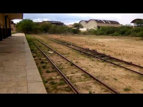 Estação Ferroviária de Soledade - PB
