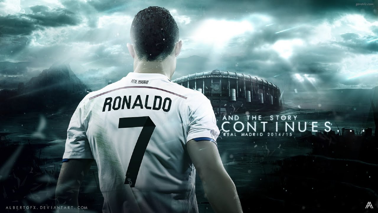 King YouTube - - ᴴᴰ Cristiano 2015 Ronaldo Kong