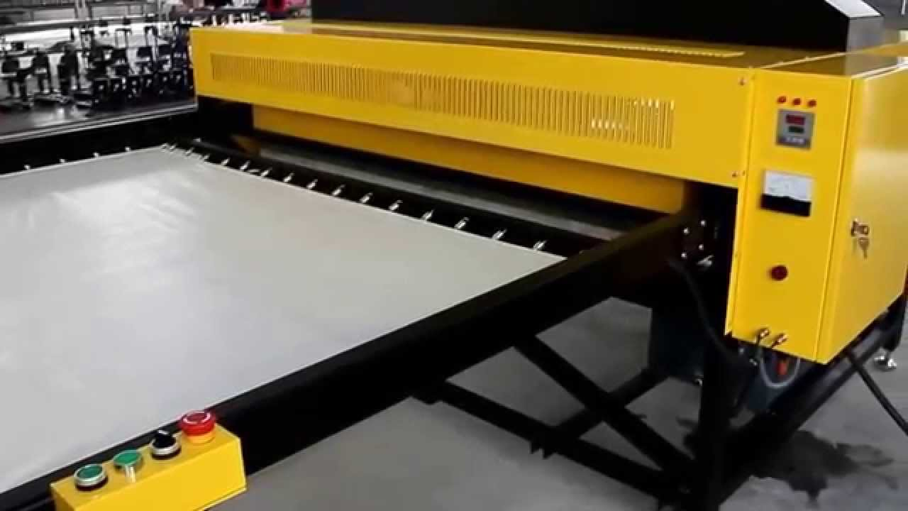 Sublimation Press Large Format Heat Press Machine Fjxhd2