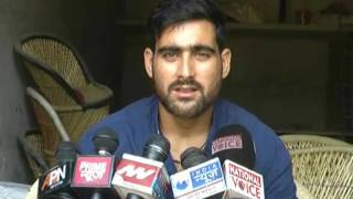 Kabaddi International player Rahul Chaudhary serious charges imposed on CM Yogi and PM Modi