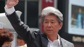鳥越俊太郎 氏は「民進党は〇〇」と医師が苦言 都知事選、政治ニュース ...