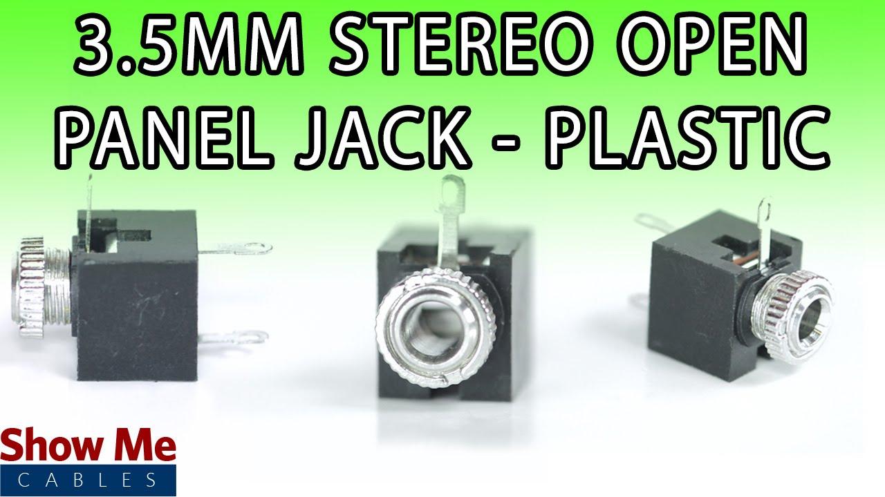 Female Stereo Jack