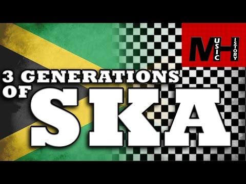 3 Generations Of Ska [MH]
