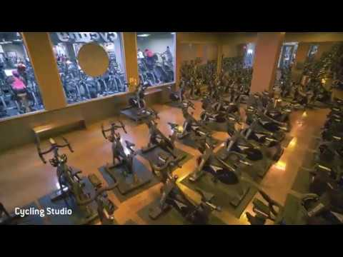 Tour Gold's Gym SoCal Downtown Los Angeles