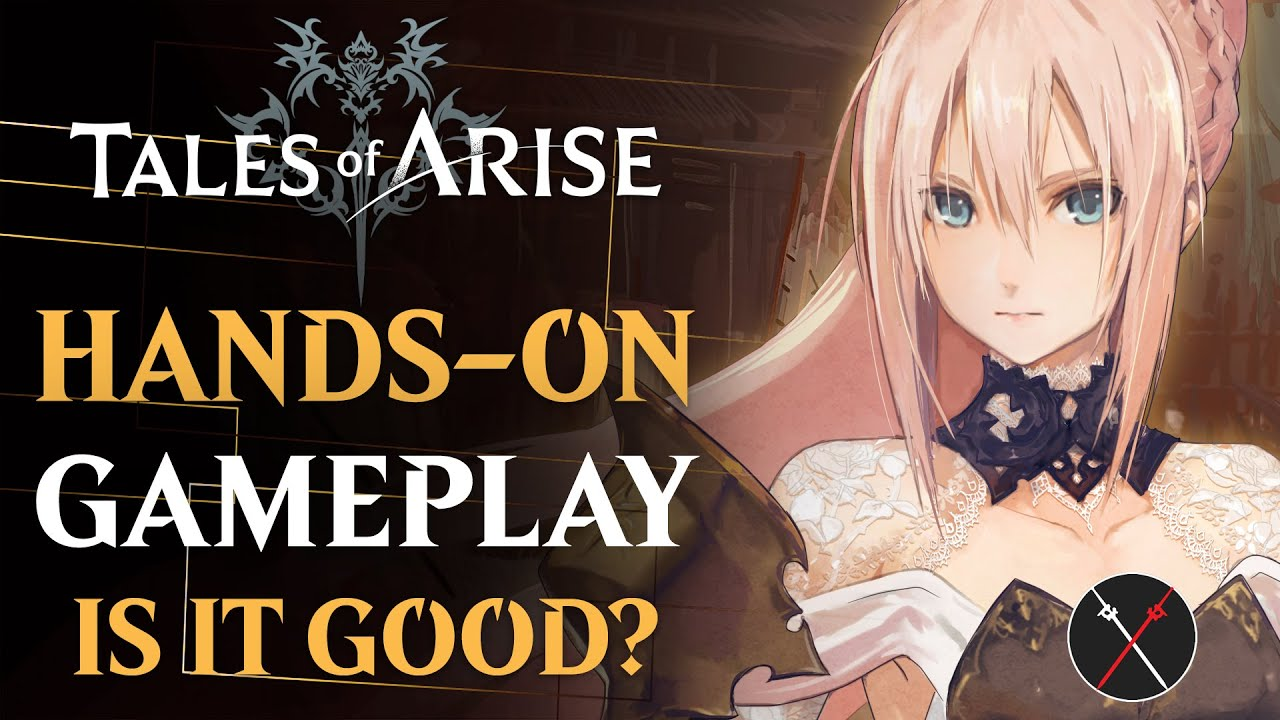 Download Tales of Arise Gameplay Hands-On Impressions - Is It Good? (JRPG)