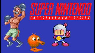 Top 40 of the best SNES other genre games