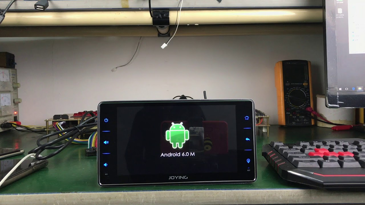 JOYING Intel SOFIA Android Car Stereo Software Update