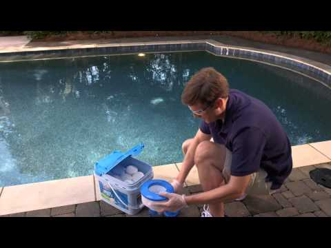 The Simpler, Smarter Pool Care System: Clorox Pool&Spa Easy 1-2-3 Pool Care Brand System