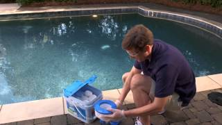 The Simpler, Smarter Pool Care System: Clorox Pool&Spa Easy 1-2-3 Pool Care Brand System thumbnail