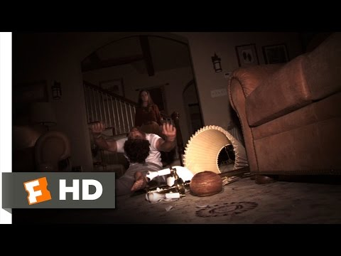 Paranormal Activity 3 (10/10) Movie CLIP - Demonic Death (2011) HD